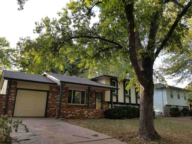 137 S Circle Dr, Derby, KS 67037 (MLS #587960) :: Keller Williams Hometown Partners