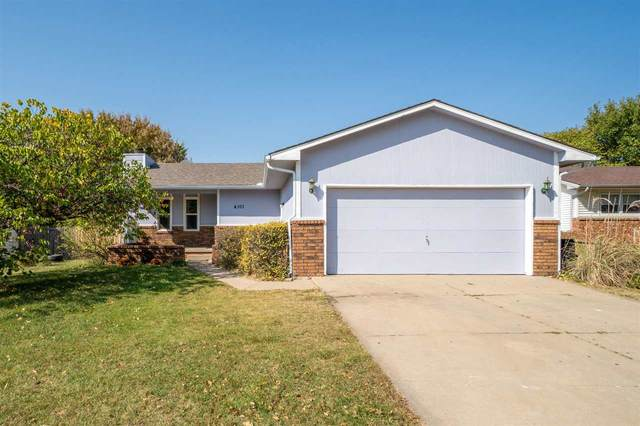 4101 Danbury St, Bel Aire, KS 67220 (MLS #587961) :: Kirk Short's Wichita Home Team