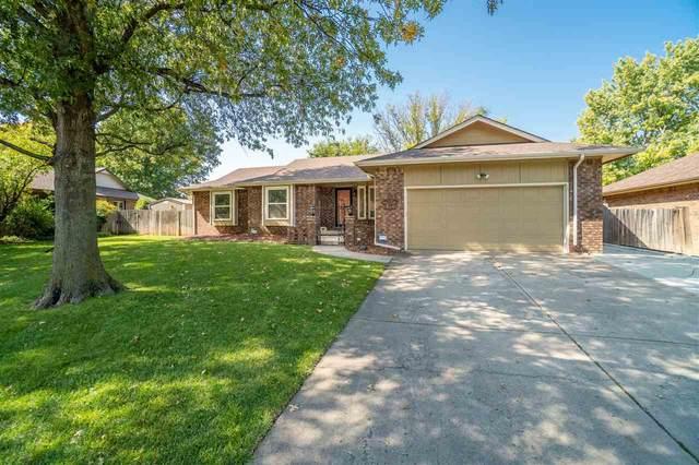 209 S Cardington St, Wichita, KS 67209 (MLS #587972) :: Keller Williams Hometown Partners