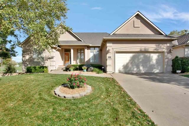 4418 N Spyglass Cir, Wichita, KS 67226 (MLS #587974) :: Jamey & Liz Blubaugh Realtors