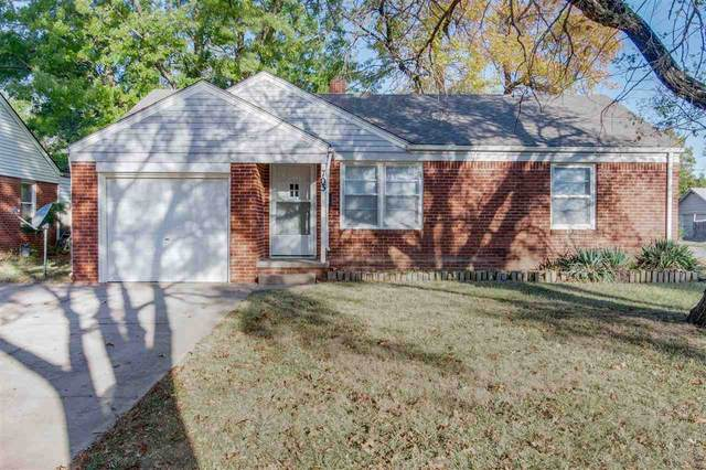 703 S Mission Rd, Wichita, KS 67207 (MLS #587983) :: Preister and Partners | Keller Williams Hometown Partners