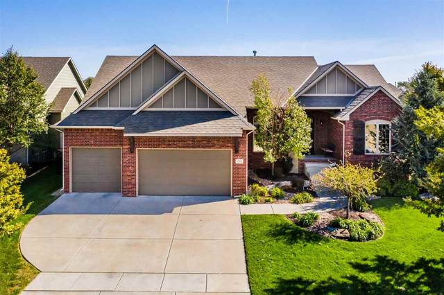 3362 N Brush Creek Cir, Wichita, KS 67205 (MLS #587989) :: Jamey & Liz Blubaugh Realtors