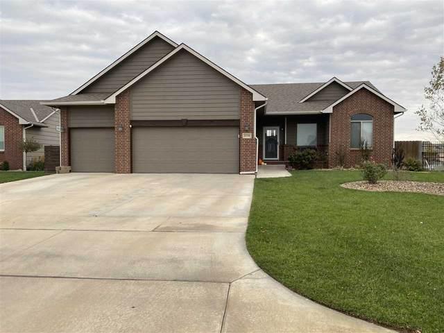 12710 W Grant Ct., Wichita, KS 67235 (MLS #587998) :: Jamey & Liz Blubaugh Realtors