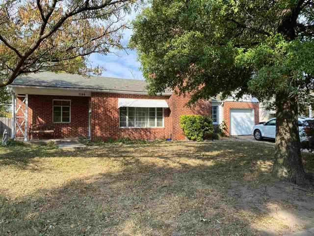1109 S Kansas Ave, Wichita, KS 67211 (MLS #587999) :: Preister and Partners | Keller Williams Hometown Partners