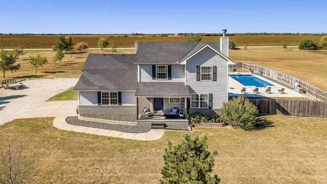 8615 Amber Ridge, Viola, KS 67149 (MLS #588000) :: Preister and Partners | Keller Williams Hometown Partners