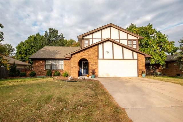1553 N Caddy Ln, Wichita, KS 67212 (MLS #588001) :: Graham Realtors