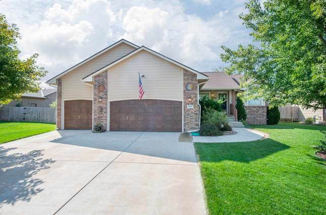 10409 W Dallas Cir, Wichita, KS 67215 (MLS #588008) :: Preister and Partners | Keller Williams Hometown Partners