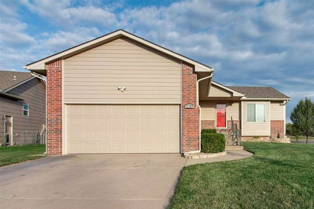 12210 W Jewell, Wichita, KS 67235 (MLS #588024) :: Jamey & Liz Blubaugh Realtors