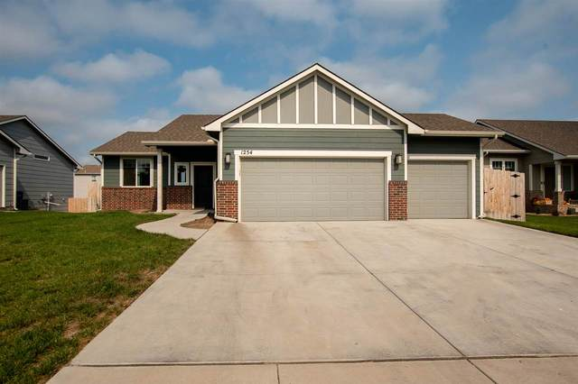 1254 Prairie Hill, Park City, KS 67219 (MLS #588033) :: Preister and Partners | Keller Williams Hometown Partners