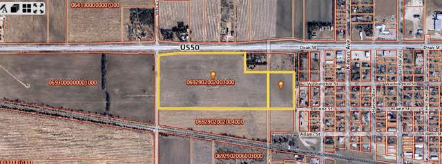 00000 N Santa Fe St 00000 W Us Hwy , Burrton, KS 67020 (MLS #588036) :: Pinnacle Realty Group