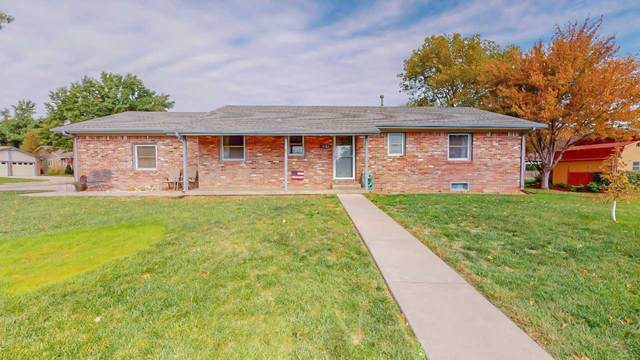 7432 W Suncrest Ave, Wichita, KS 67212 (MLS #588049) :: On The Move