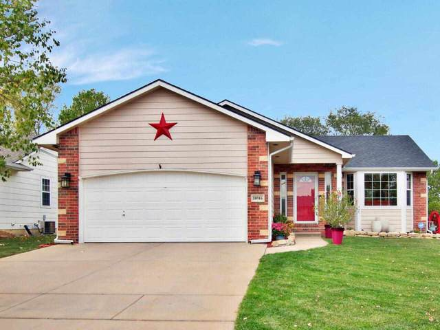 10916 E Longlake St, Wichita, KS 67207 (MLS #588052) :: Graham Realtors