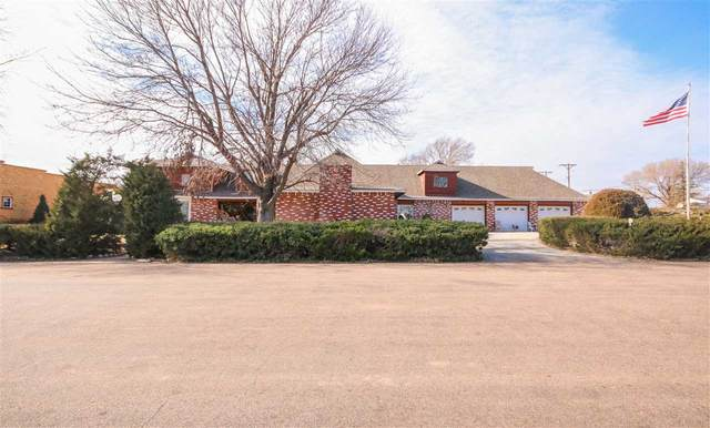 2539 SE Murdock Ave, Murdock, KS 67111 (MLS #588061) :: COSH Real Estate Services