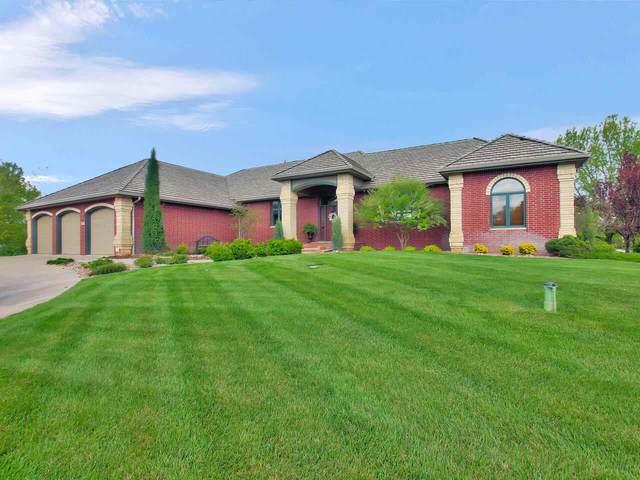 2642 N North Shore Cir, Wichita, KS 67205 (MLS #588064) :: Pinnacle Realty Group