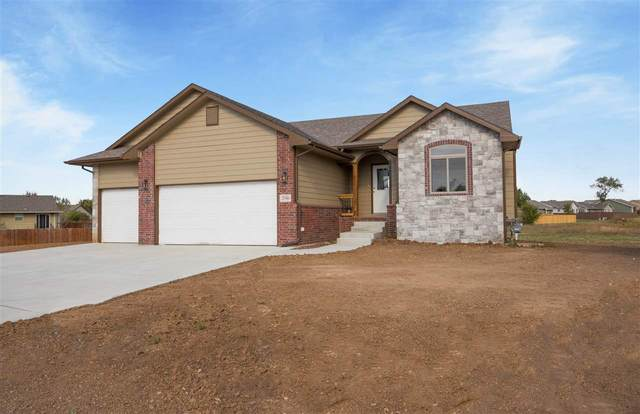 2506 New Spring Cir, Derby, KS 67037 (MLS #588078) :: Preister and Partners | Keller Williams Hometown Partners