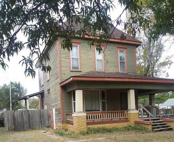 203 S Clarence St, Wichita, KS 67213 (MLS #588081) :: Preister and Partners | Keller Williams Hometown Partners