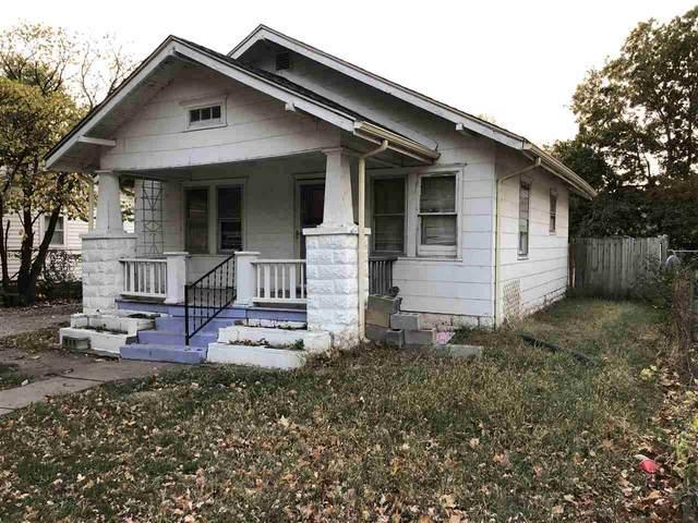 1411 S Saint Francis, Wichita, KS 67211 (MLS #588083) :: On The Move