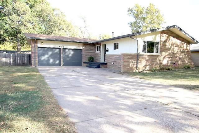 636 N Fairway Ave, Wichita, KS 67212 (MLS #588085) :: Keller Williams Hometown Partners
