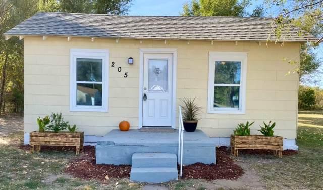 205 N Waldron St, Hutchinson, KS 67501 (MLS #588086) :: Preister and Partners | Keller Williams Hometown Partners