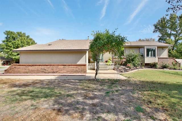 634 N Cardington St, Wichita, KS 67212 (MLS #588091) :: On The Move