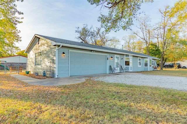 1445 S Anna, Wichita, KS 67209 (MLS #588092) :: Keller Williams Hometown Partners