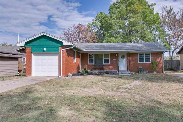 204 E Filmore St, Mulvane, KS 67110 (MLS #588094) :: Preister and Partners | Keller Williams Hometown Partners