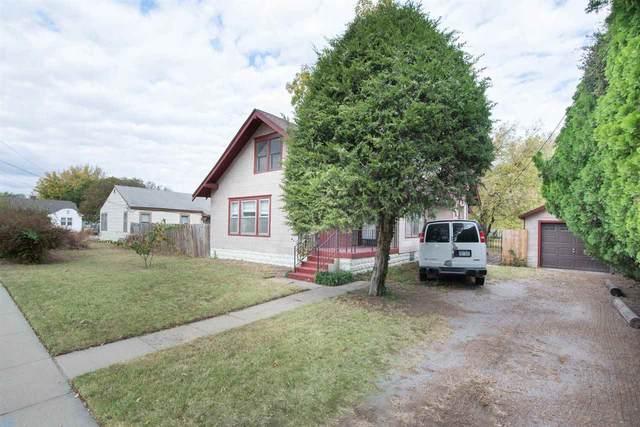 724 W 29th St. N., Wichita, KS 67204 (MLS #588103) :: Preister and Partners | Keller Williams Hometown Partners