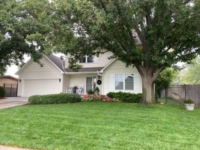 120 E Douglas Ave, Andover, KS 67002 (MLS #588105) :: Keller Williams Hometown Partners
