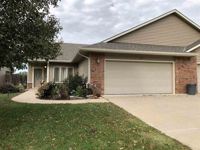 420 W Summit Ave, Augusta, KS 67010 (MLS #588106) :: On The Move