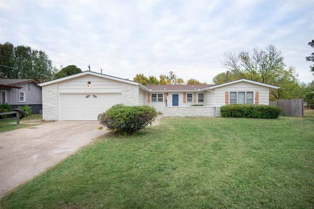 4124 Charron Ln, Wichita, KS 67220 (MLS #588107) :: Preister and Partners | Keller Williams Hometown Partners