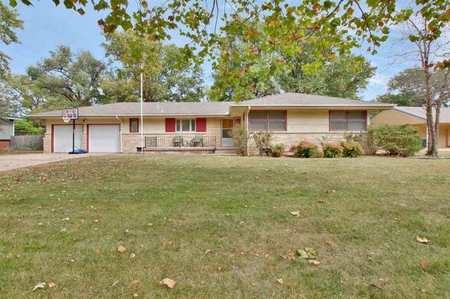 144 S Lochinvar St, Wichita, KS 67207 (MLS #588122) :: Preister and Partners | Keller Williams Hometown Partners