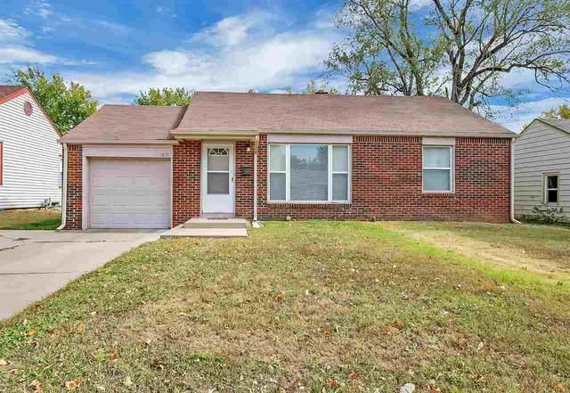 1528 N Fountain, Wichita, KS 67208 (MLS #588127) :: Graham Realtors