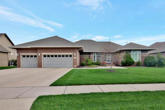 4118 N Fiddlers Cove St, Maize, KS 67101 (MLS #588130) :: Kirk Short's Wichita Home Team