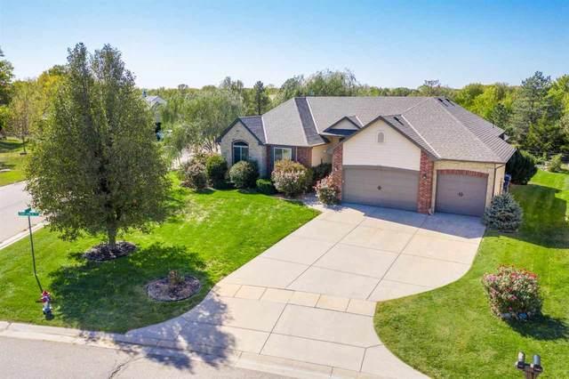 1707 Aspen Creek Dr, Andover, KS 67002 (MLS #588135) :: Preister and Partners | Keller Williams Hometown Partners
