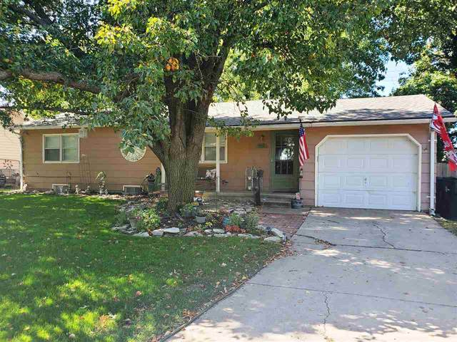 524 Meadowbrook Ct, Newton, KS 67114 (MLS #588158) :: Pinnacle Realty Group