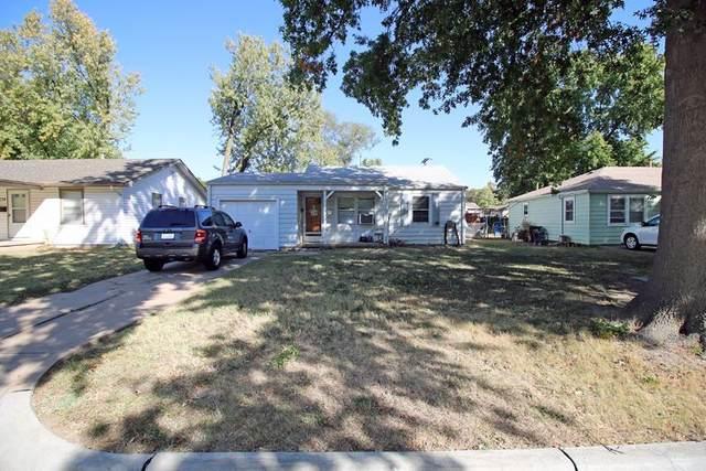 5722 Grand St, Wichita, KS 67218 (MLS #588159) :: Keller Williams Hometown Partners