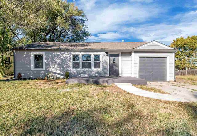 2655 N Spruce Ave, Wichita, KS 67214 (MLS #588167) :: On The Move