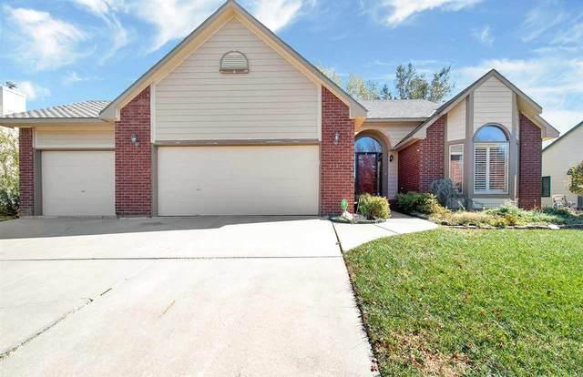2514 N Cranbrook St, Wichita, KS 67226 (MLS #588170) :: On The Move