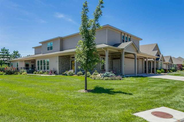 9705 W Village Place, Maize, KS 67101 (MLS #588171) :: Kirk Short's Wichita Home Team