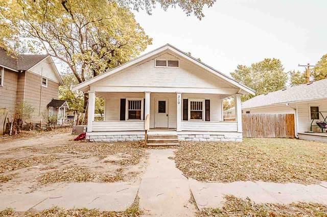 310 E Birch Ave, Arkansas City, KS 67005 (MLS #588185) :: Preister and Partners | Keller Williams Hometown Partners