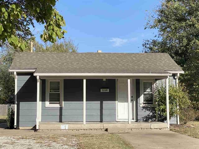1724 S Millwood St, Wichita, KS 67213 (MLS #588187) :: Preister and Partners | Keller Williams Hometown Partners