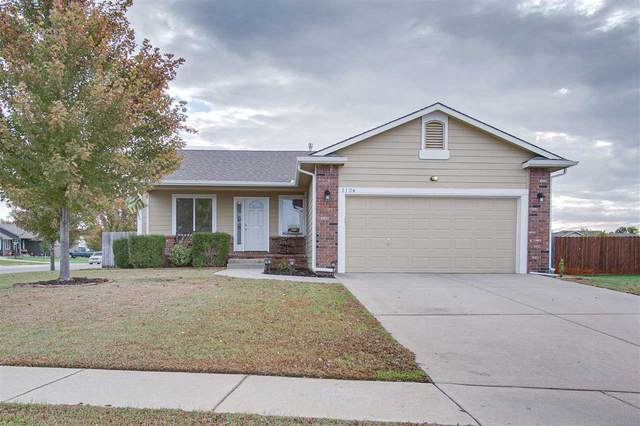 1124 N Timberleaf Dr., Derby, KS 67037 (MLS #588190) :: On The Move
