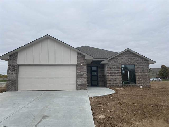 15024 W Hayden, Wichita, KS 67235 (MLS #588191) :: Jamey & Liz Blubaugh Realtors