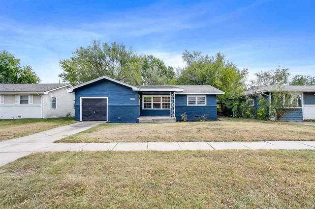 3152 S Euclid Ave, Wichita, KS 67217 (MLS #588203) :: Pinnacle Realty Group