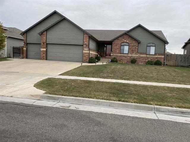 2315 Saint Andrew St, Goddard, KS 67052 (MLS #588206) :: Preister and Partners | Keller Williams Hometown Partners