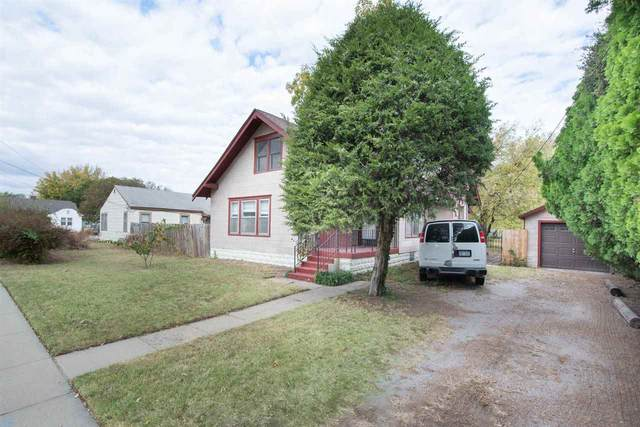 724 W 29th St N, Wichita, KS 67204 (MLS #588217) :: Preister and Partners | Keller Williams Hometown Partners