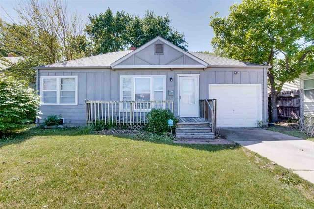 1727 N Payne Ave, Wichita, KS 67203 (MLS #588218) :: On The Move