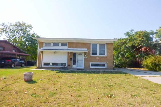 2227 S Bonn Ave., Wichita, KS 67213 (MLS #588231) :: Preister and Partners | Keller Williams Hometown Partners