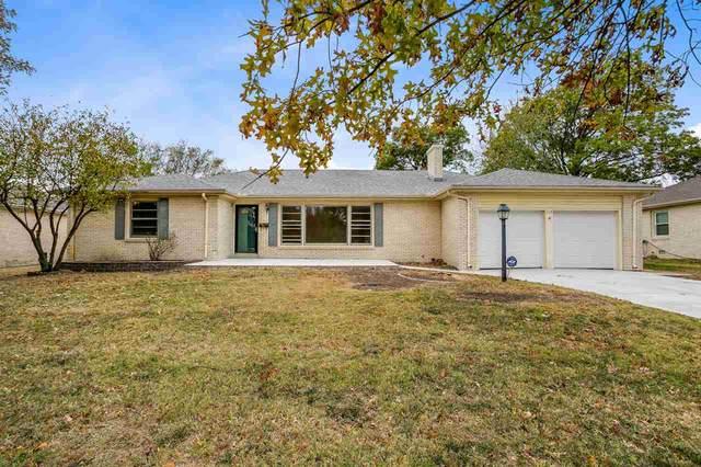 115 N Brookside Pkwy, Wichita, KS 67208 (MLS #588239) :: Preister and Partners | Keller Williams Hometown Partners