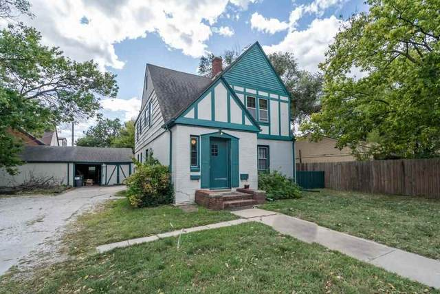 4447 E Central Ave 4449 E Central , Wichita, KS 67208 (MLS #588245) :: Pinnacle Realty Group